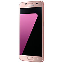 "Buy Samsung Galaxy S7 Smartphone, Android, 5.1"", 4G LTE, SIM Free, 32GB Online at johnlewis.com"