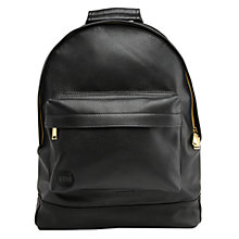 Buy Mi-Pac Gold Tumbled Backpack Online at johnlewis.com