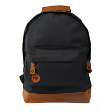 Buy Mi-Pac Classic Mini Backpack, Black Online at johnlewis.com