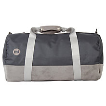 Buy Mi-Pac Classic Duffel Bag, Charcoal Online at johnlewis.com