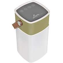 Buy Lava BrightSounds Water Resistant Bluetooth Speaker With Ambient LED Lamp Online at johnlewis.com