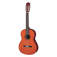 Buy Yamaha CS40II 3/4 Sized Classical Guitar Online at johnlewis.com