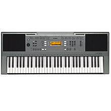 Buy Yamaha PSR-E353 61 Key Keyboard With 573 Voices Online at johnlewis.com