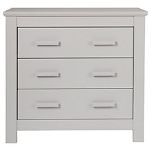 Buy John Lewis Lasko Chest of Drawers, Grey Online at johnlewis.com