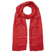 Buy East Slinky Scarf, Hibiscus Online at johnlewis.com
