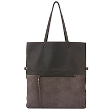 Buy Mint Velvet Lana Fold-Over Tote Bag Online at johnlewis.com
