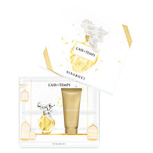 Buy Nina Ricci L' Air du Temps 30ml Eau de Toilette Fragrance Gift Set Online at johnlewis.com