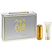 Buy Carolina Herrera 212 VIP 50ml Eau de Parfum Fragrance Gift Set Online at johnlewis.com