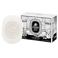 Buy Diptyque L'Ombre Dans L'Eau Soap, 150g Online at johnlewis.com