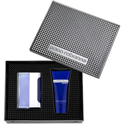 Paco Rabanne Ultraviolet Man 50ml Eau de Toilette Fragrance Gift Set
