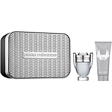 Buy Paco Rabanne Invictus 50ml Eau de Toilette Fragrance Gift Set Online at johnlewis.com
