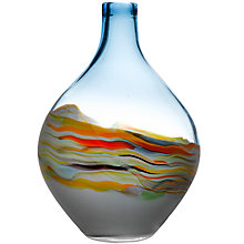 Buy Voyage Elemental Rhian Vessel Vase, Agate Online at johnlewis.com