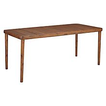 Buy Design Project by John Lewis No.096 Dining Table, FSC-Certified (Acacia) Online at johnlewis.com