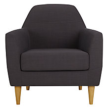 Buy John Lewis Rory Armchair, Grey Online at johnlewis.com