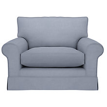 Buy John Lewis Padstow Snuggler Sofa, Solva Pacific Online at johnlewis.com