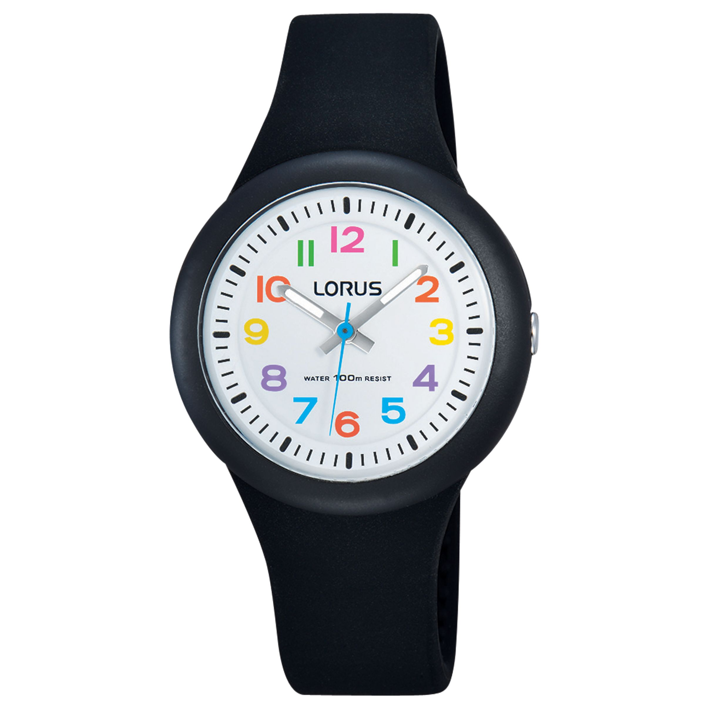 Lorus Lorus Children's Silicone Strap Watch