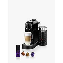 Buy Nespresso CitiZ & Milk Coffee Machine by Magimix Online at johnlewis.com