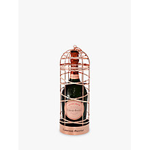 Buy Laurent-Perrier Rosé Champagne Ribbon Cage Special Edition, 75cl Online at johnlewis.com