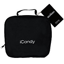 Buy iCandy The Screen Pushchair Sunshade, Black Online at johnlewis.com