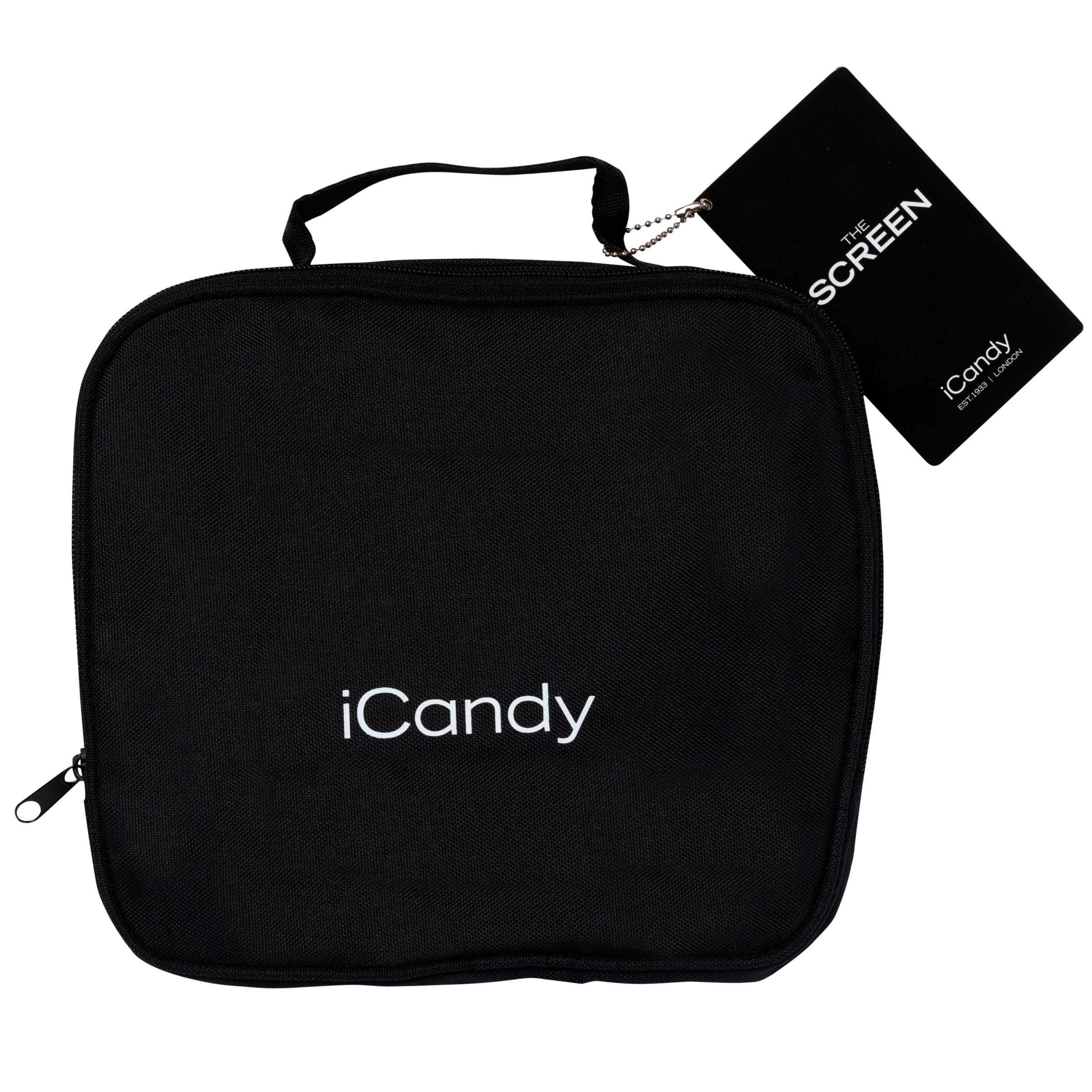 iCandy iCandy The Screen Pushchair Sunshade, Black