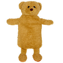 Buy John Lewis Teddy Bear Hot Water Bottle Online at johnlewis.com