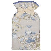 Buy John Lewis Chic Floral Hot Water Bottle Online at johnlewis.com