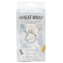 Buy John Lewis Chic Floral Wheat Wrap Online at johnlewis.com