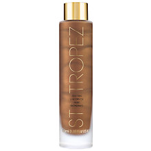 Buy St Tropez Self Tan Luxe Dry Oil, 100ml Online at johnlewis.com