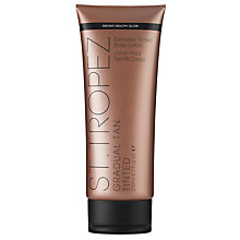 Buy St Tropez Gradual Tan Tinted Body Lotion, 200ml Online at johnlewis.com