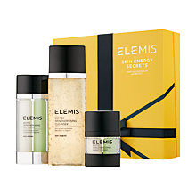 Buy Elemis Skin Energy Secrets Skincare Gift Set Online at johnlewis.com