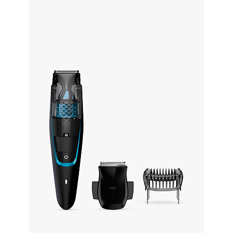 buy philips bt7202 13 beardtrimmer series 7000 vacuum. Black Bedroom Furniture Sets. Home Design Ideas