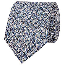 Buy Reiss Denson Mottled Silk Tie Online at johnlewis.com