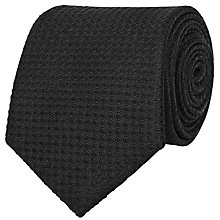Buy Reiss Theobald Textured Silk Tie Online at johnlewis.com