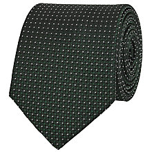 Buy Reiss Liam Micro Dot Silk Tie Online at johnlewis.com
