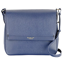 Buy Radley Addison Medium Leather Across Body Bag Online at johnlewis.com