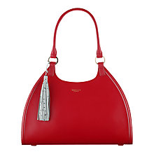 Buy Radley Ormond Leather Large Tote Bag Online at johnlewis.com
