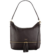 Buy Radley Pickering Leather Medium Grab Bag Online at johnlewis.com