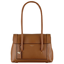 Buy Radley Boundaries Leather Medium Tote Bag Online at johnlewis.com