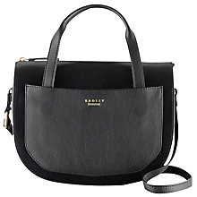 Buy Radley Duke Medium Leather Grab Bag Online at johnlewis.com