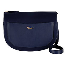 Buy Radley Duke Small Leather Across Body Bag Online at johnlewis.com