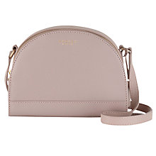 Buy Radley Odell Leather Small Across Body Bag Online at johnlewis.com