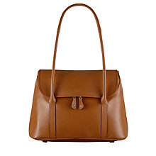 Buy Radley Taplow Large Leather Shoulder Bag Online at johnlewis.com