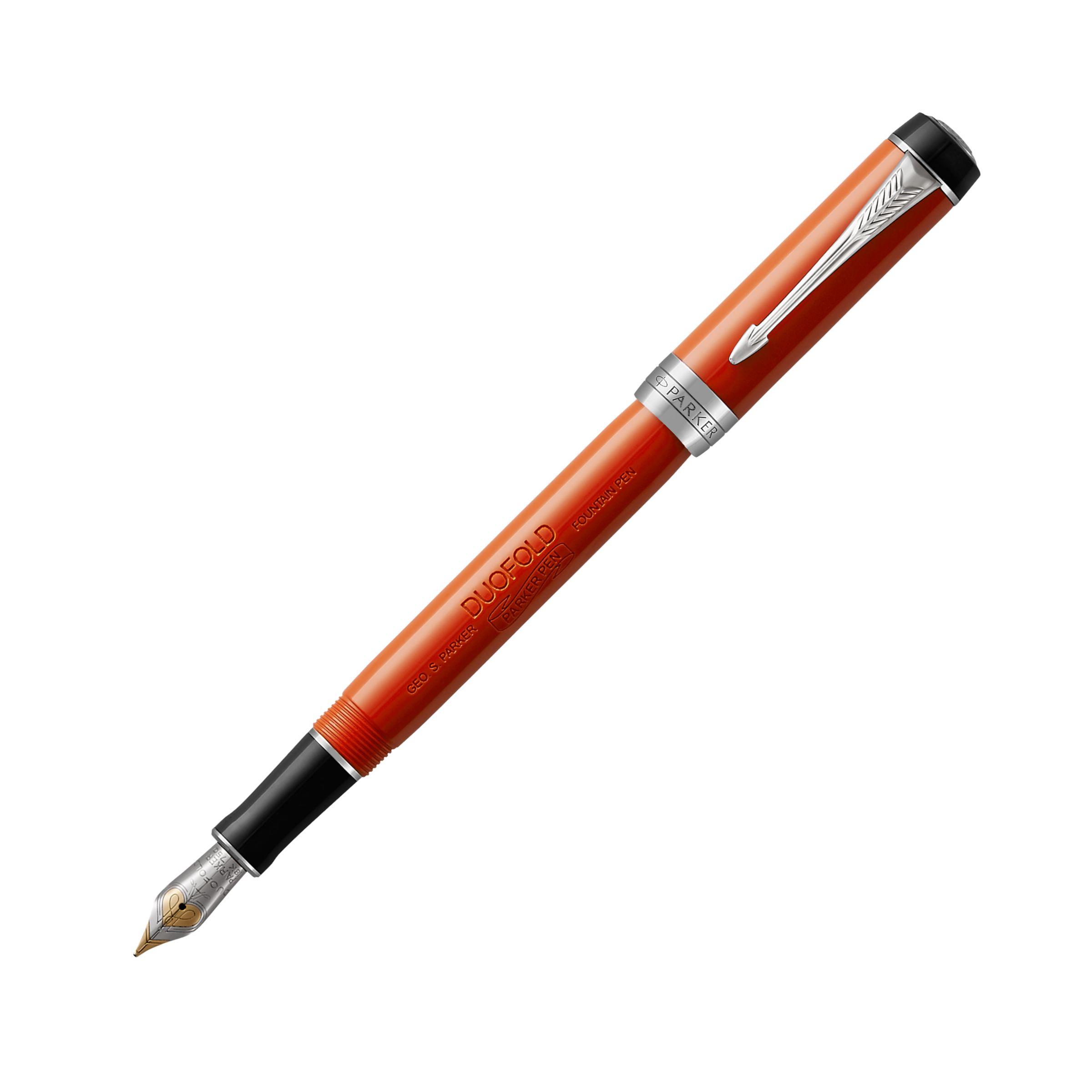 Parker Parker Duofold International Big Red Vintage Fountain Pen