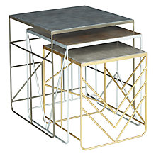 Buy John Lewis Nesting Tables, Set of 3 Online at johnlewis.com