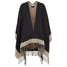 Buy Whistles Colour Block Cape Online at johnlewis.com