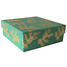 Buy Sara Miller Leaves Gift Box, Small Online at johnlewis.com