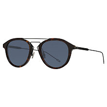 Buy Christian Dior Blacktie226S Oval Sunglasses Online at johnlewis.com
