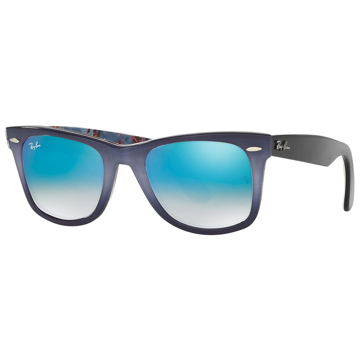 Buy Ray-Ban RB2140 Original Wayfarer Sunglasses Online at johnlewis.com ...
