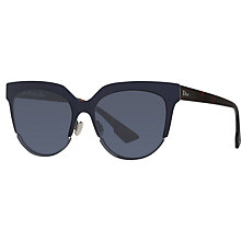 Buy Christian Dior Diorsight2 Cat's Eye Sunglasses Online at johnlewis.com
