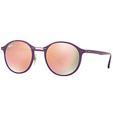 Buy Ray-Ban RB4242 Oval Sunglasses Online at johnlewis.com